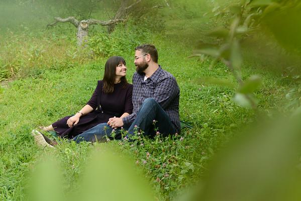 Theresa & Adam Engagement