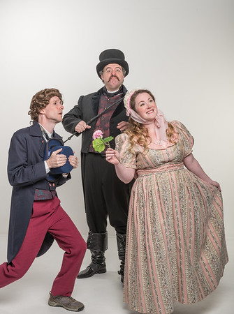 Ruddigore Photo Shoot - March 26, 2018