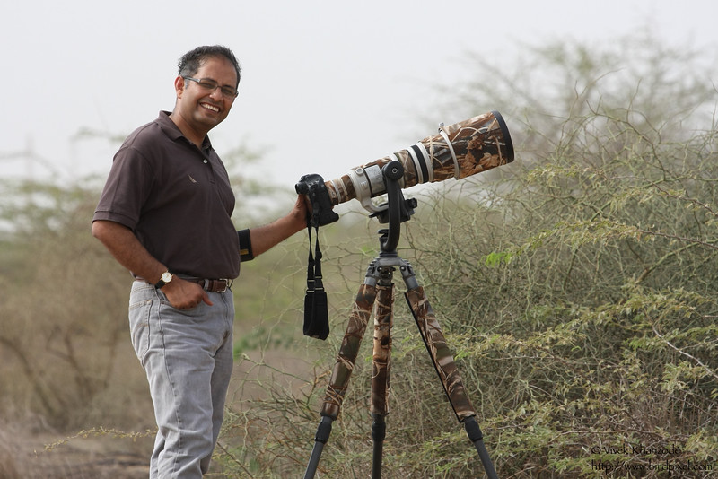 Your's truly - Kutch, Gujrat, India