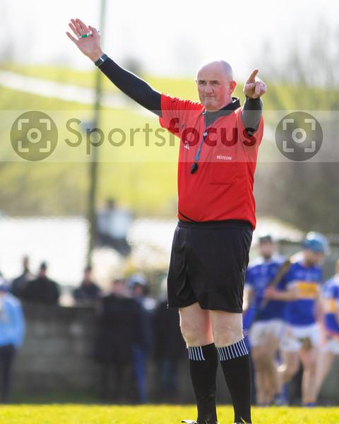 Sunday, March 08 2020 FBD Insurance Tipperary County Hurling League Kiladangan 4-15(27) Lorrha 2-17(23)