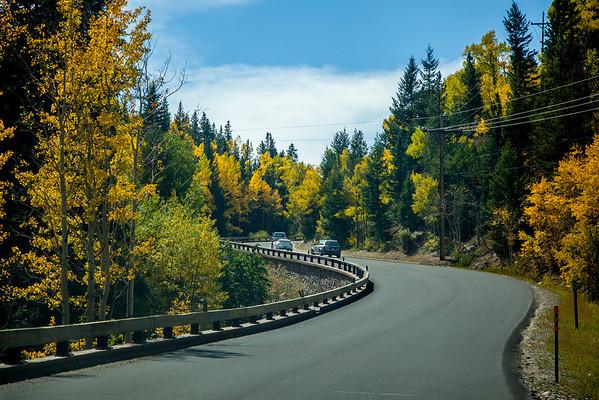 Guanella Pass Autumn Colors