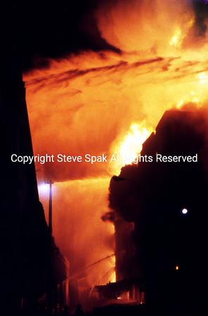 Gardner Warehouse Fire 5th Alarm  9-09-79