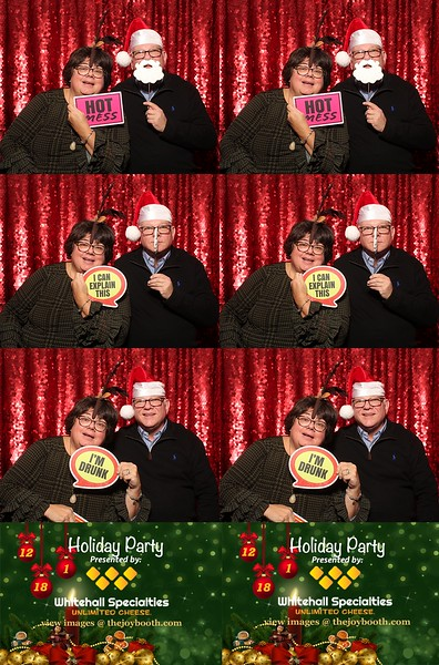 Whitehall Specialties Holiday Party December 2018 PRINTS