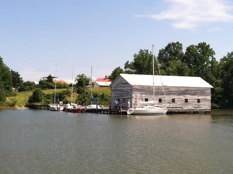 Rosegill dock