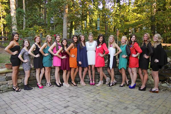 LRHS Homecoming 2012
