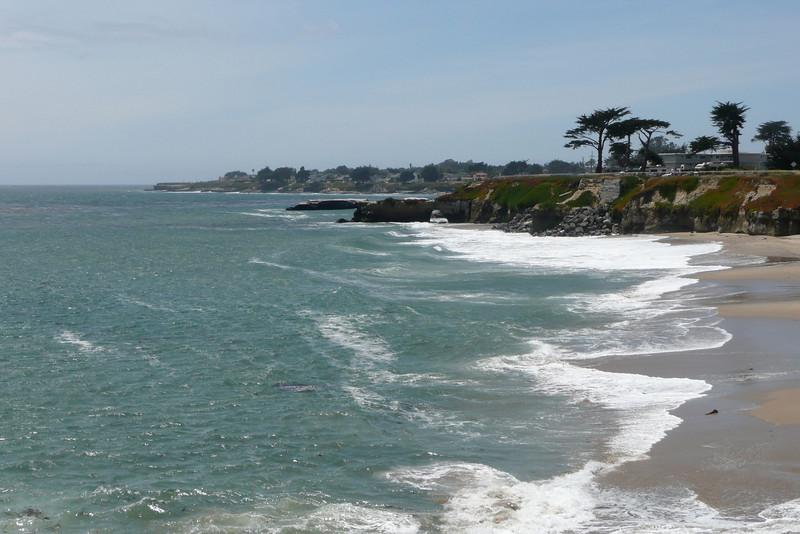 Lighthouse State Beach, Santa Cruz
