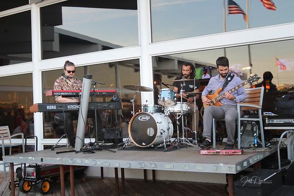 Evan Mercer Trio - Watermark Grille - 8-5-2019