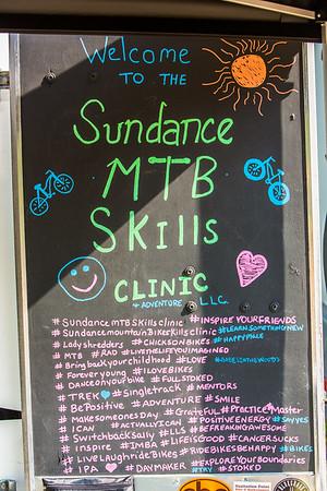 Sundance MTB Skills Clinic & Bell Joy Ride Collide!