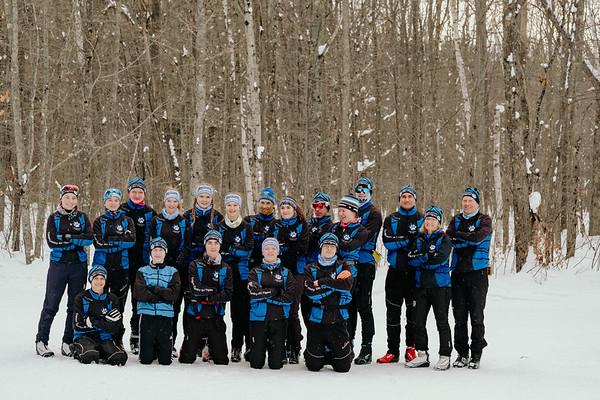 ski tigers - group photos 020020