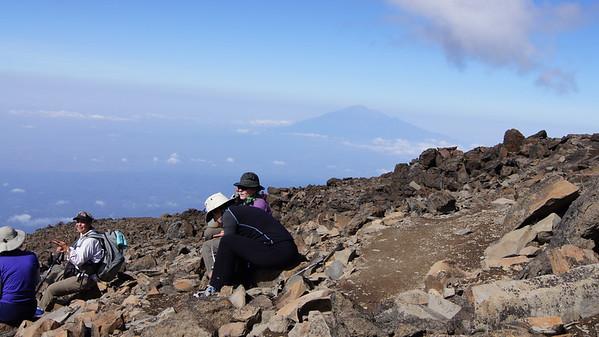 07 Kilimanjaro - to Barafu Camp