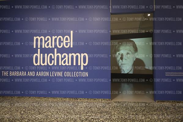"Hirshhorn Museum ""Marcel Duchamp"" Opening"