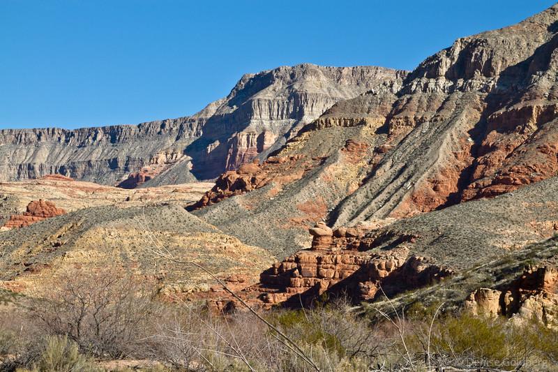 Virgin River Canyon Recreation Area
