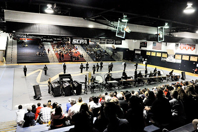 Apri 6, 2013 Drumline Competition at Great Oak HS