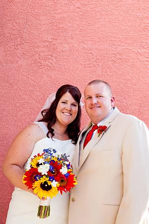 Meghan & Nick {rehersal & wedding day}