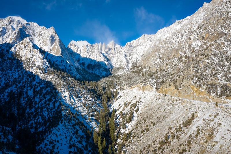 Mt Whitney II