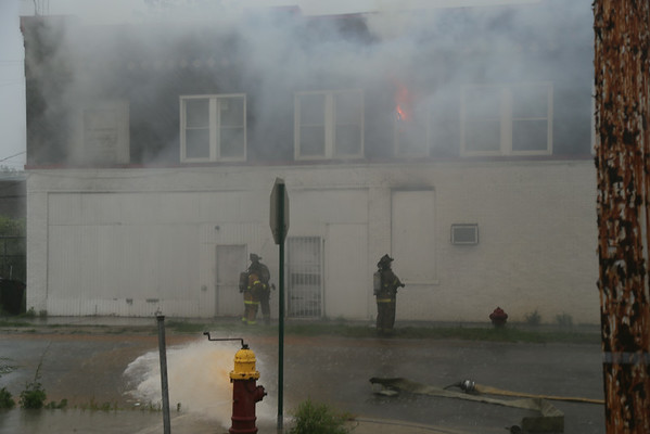 2ND ALARM MICHIGAN & MILITARY UNIT 2 (07-26-2014)