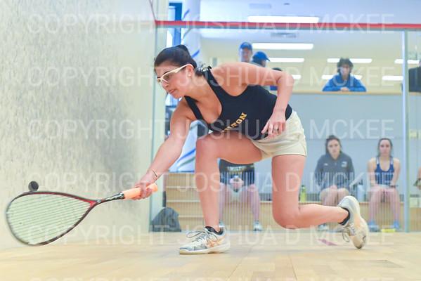 Hamilton Squash v Colby College 2-1-20