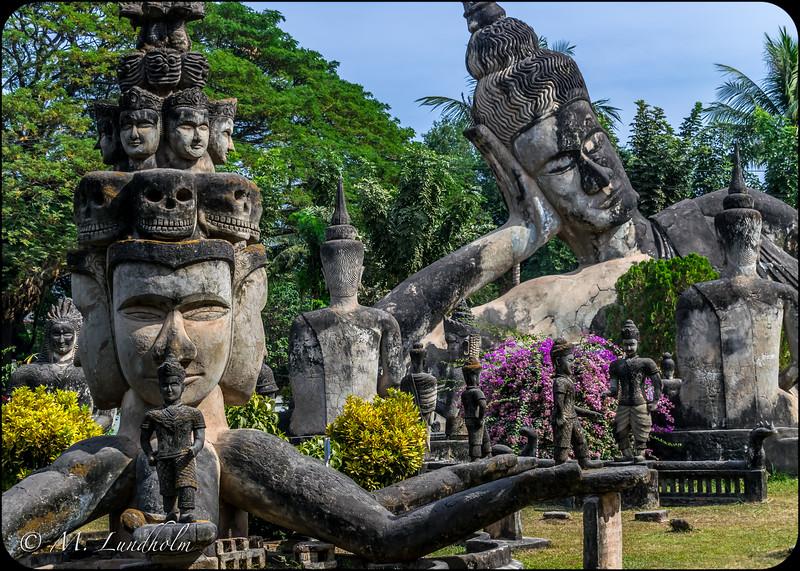 Xieng Khuan Buddha Park