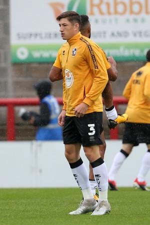 Match 4 Morecambe v Port Vale Season 20-21