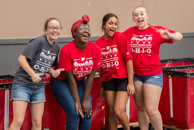 2018 Residence Hall Move-In