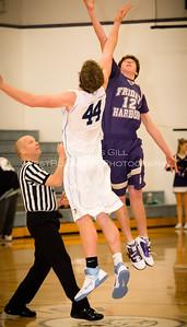 Friday Harbor Boys Basketball 2012