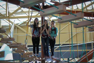 Destiny Mall Ropes Course