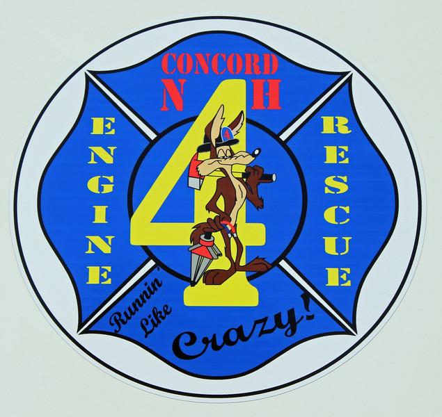 Concord NH E-4