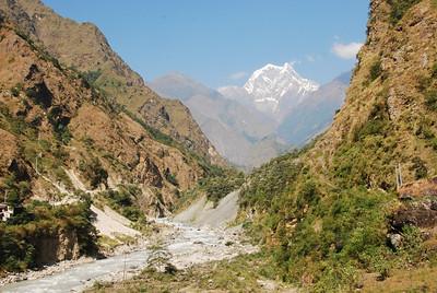 Day 6 - Shikha to Tatopani