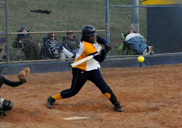 Fluvanna vs. Spotswood softball 2013
