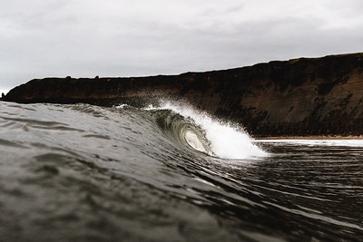 11/9/20: Surfing Cayton Bay