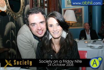 Society - 24th October 2008