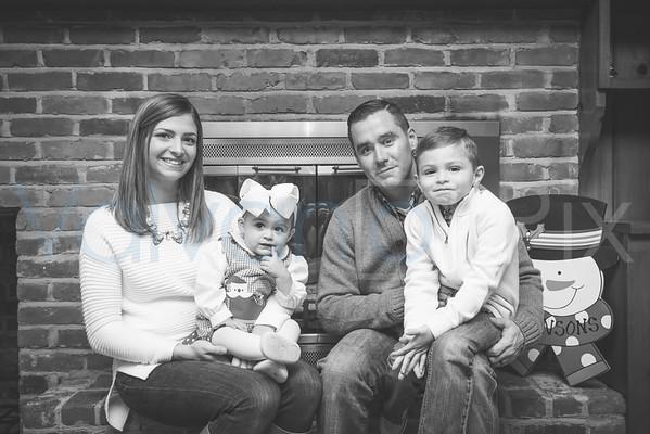 Johnson Family Holiday Portraits '16