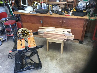 chair build