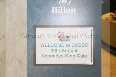DC Democratic State Committee's 26th Annual Kennedys-King-Gala