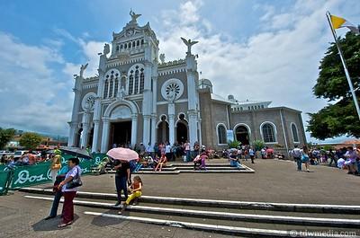 Festival of La Negrita in Cartago Costa Rica