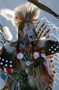 South Dakota Chief (from a trip some years earlier)