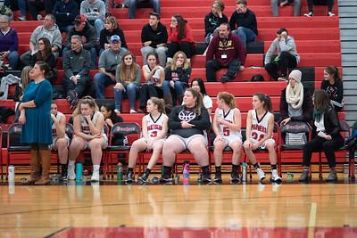 SVHS Girl's Basketball vs Pen Argyl