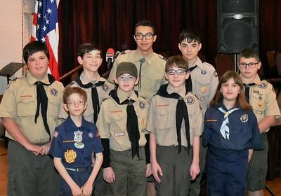 Fitchburg Veterans Day Ceremony