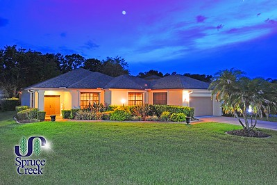 3180 Royal Birkdale Way | Spectacular 2-br Home in Wedgewood at Spruce Creek Fly-In