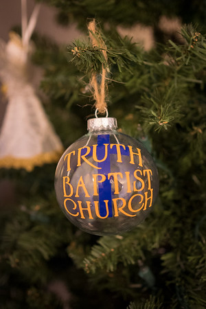 Truth Baptist Christmas Party 2018