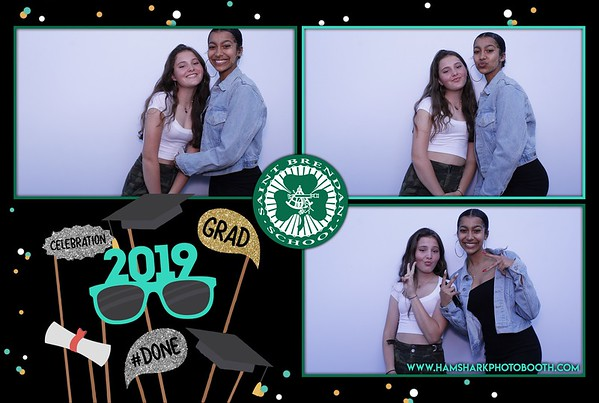 St Brendan 8th Grade Graduation 2019