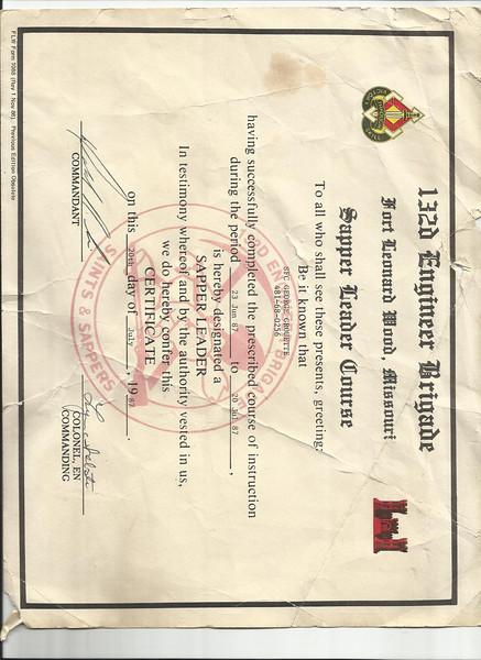 Certificate Sapper's Leader's Course.jpg