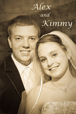 Kimmy and Alex's Wedding - Sample Images