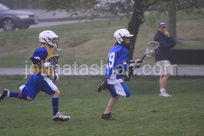 Lacrosse - Southington A&B at the Watertown Jamboree