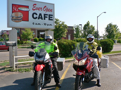 Two Thumpers and a Twin:  North Carolina to Alaska 2008_06_17