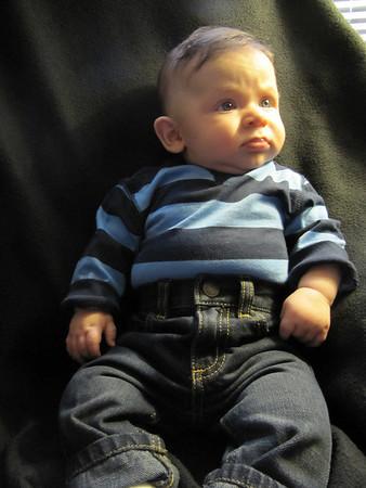 November 6, 2010-Mateo Jeans