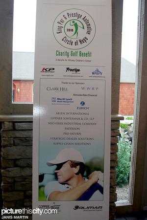 Circle of Hope Golf Benefit 2010