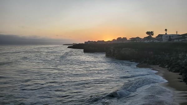 Santa Cruz Sunset 8/24/19