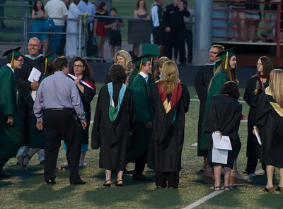 2015 High School Graduation