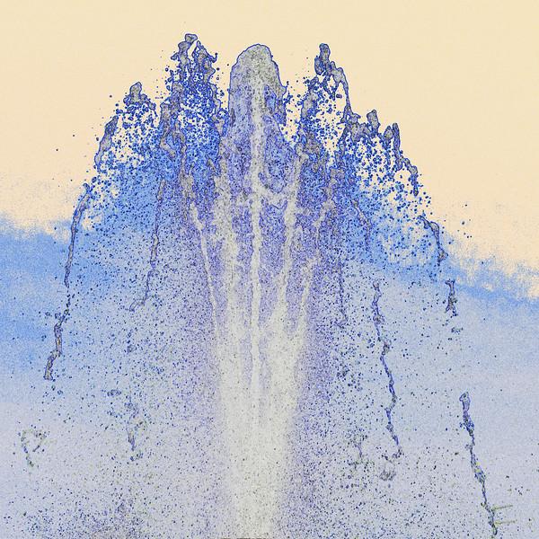 Fountain in London~2618-2fes.